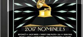 欧美群星《2017 Grammy Nominees 葛莱美的喝采》DTS[WAV分轨]
