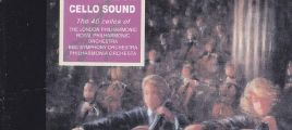The 40 Cellos of Various Orchestras UK - The London Cello Sound 立体声WAV整轨+CUE