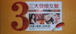 精雕细琢珍品 孙露+雷婷+张玮伽《三大发烧女声》3CD