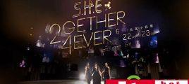【华语】S.H.E - 2GETHER 4EVER演唱会影音馆 [FLAC+CUE/百度]