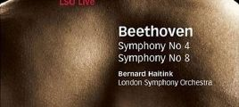 Bernard Haitink 《贝多芬:交响曲全集》(Beethoven: Symphonies Nos. 1-9) CD2 Symphony No 4和8