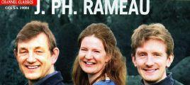 Rameau Pieces de Clavecin en Concerts – Podger,Pinnock,Manson [SACD-DSD-ISO]