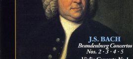 巴赫《勃兰登堡协奏曲》5版本合集 [FLAC/百度]