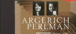 帕尔曼、阿格丽奇《贝多芬、法朗克-小提琴奏鸣曲》(XRCD)[WAV+CUE]