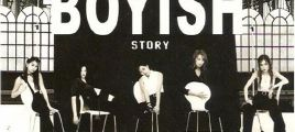 韩国 Baby Vox5 - Boyish Story 立体声WAV整轨+CUE