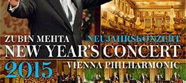 金色大厅年度音乐盛事  2015年维也纳新年音乐会  2CD UPDTS-WAV分轨/百度云