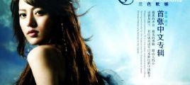 最真的声音最美的感触 阿兰《兰色歌姬》(黑胶CD)
