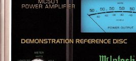 Various Artists - McIntosh Demonstration Reference Disc SACD-DSD-ISO