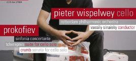 Pieter Wispelwey cello - Sinfonia Concertante Prokofiev SACD-DSD-ISO