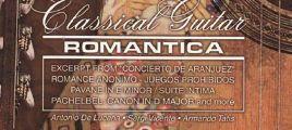 安东尼奥·德·卢塞纳 塞尔吉·文森特《古典浪漫的吉他乐》立体声FLAC整轨+CUE/立体声WAV分轨