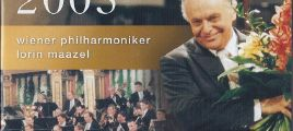 Wiener Philharmoniker, Maazel - New Year's Concert 2005 2SACD-DSD-ISO